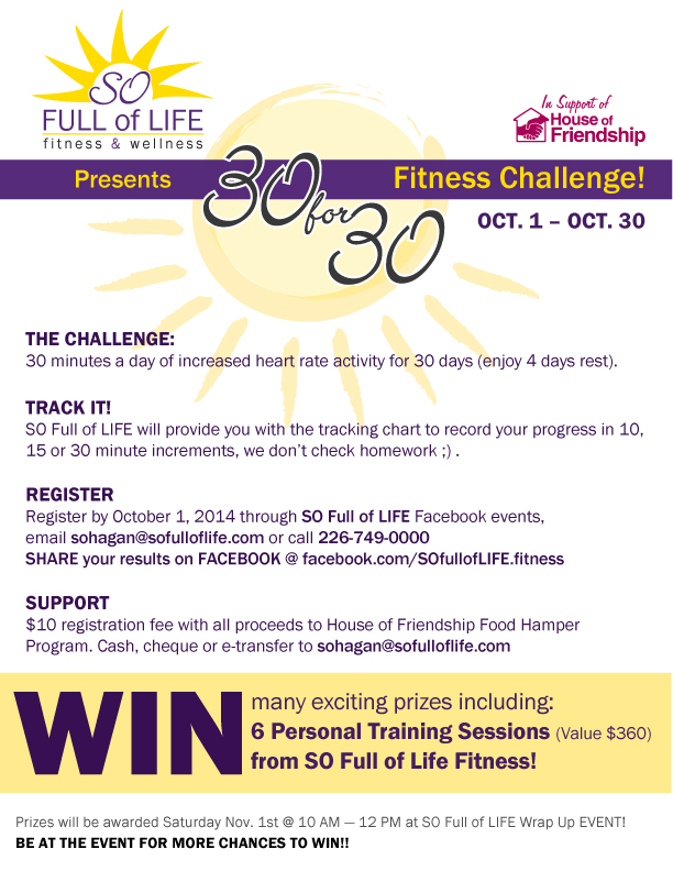 2014-10 30 for 30 Flyer